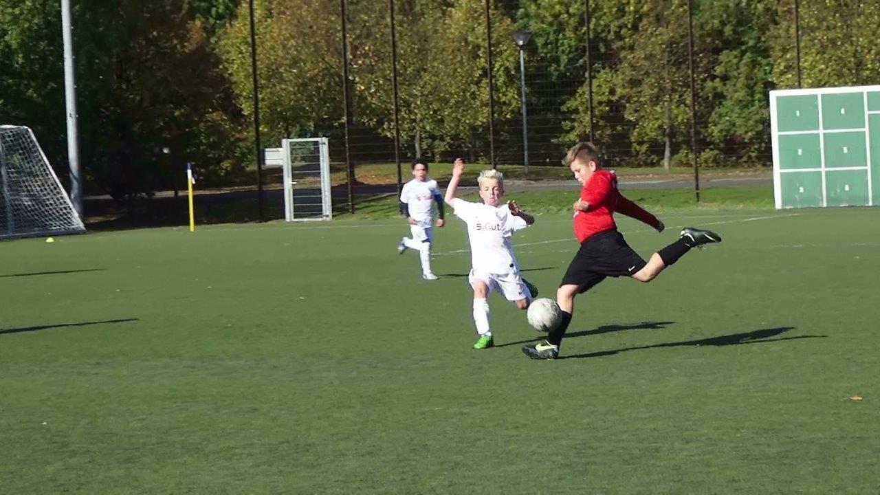 7:2 gegen die U9 vom VfL Bochum gewonnen