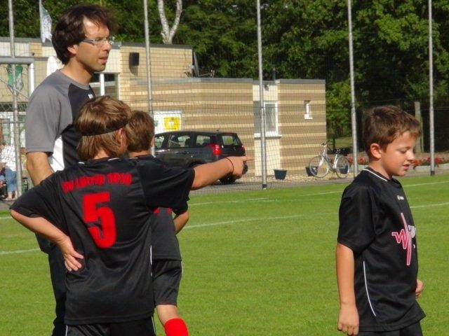 Freundschaftsspiel in Hardt am 29.08.2012