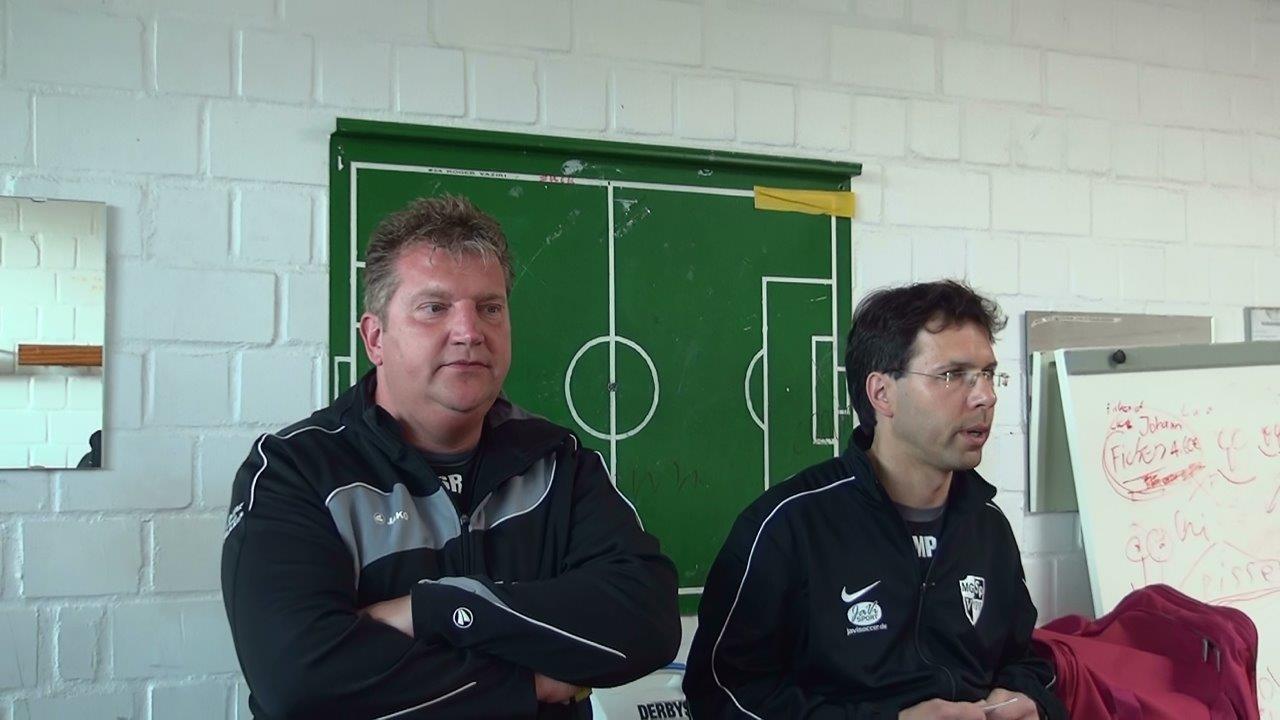 04.05.2013 Spiel gegen Giesenkirchen