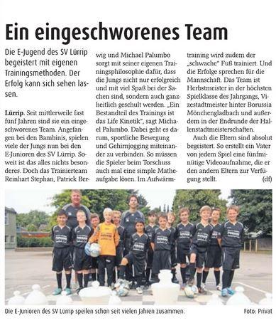 Stadt Spiegel 29.01.2014