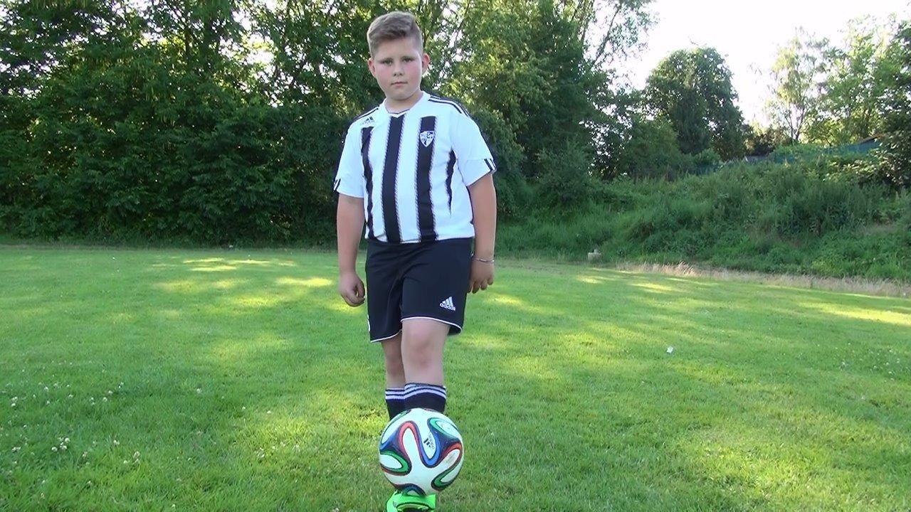 Niklas der Ballzauberer