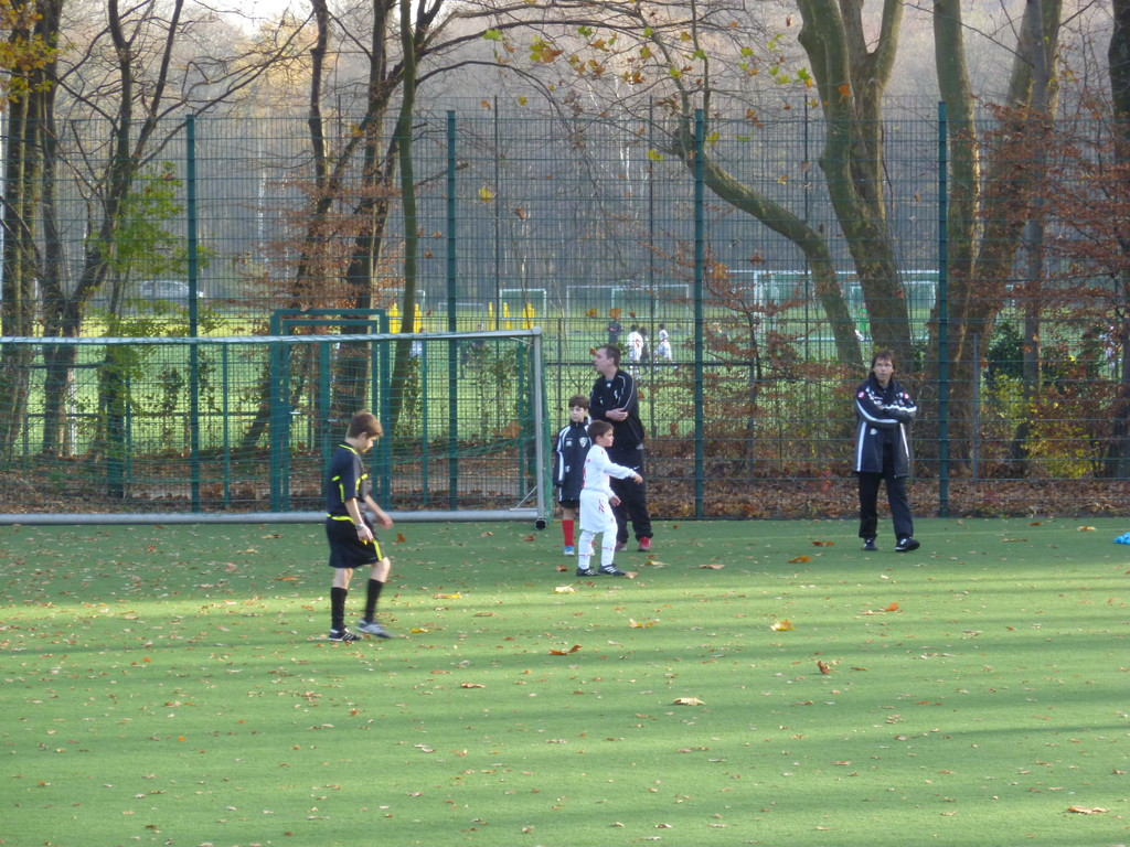 Unser Spiel  beim 1. FC Köln am 19.11.2011