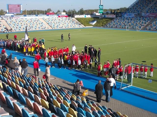1. GLADBAU SUPER-CUP 2012 im Hockeypark
