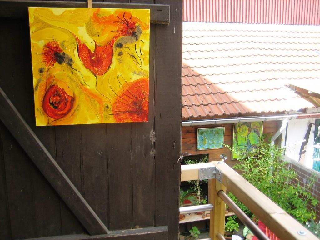 Offene Ateliers 2009 bei Riemer