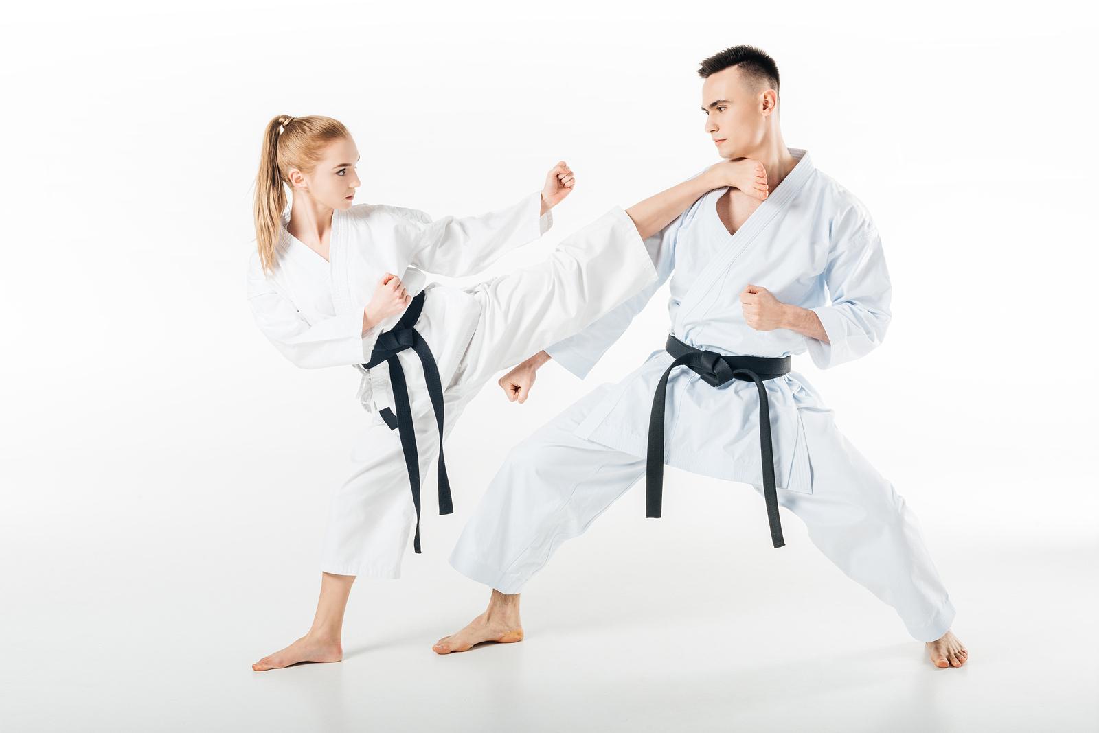 Shotokan Karate Club Villach - Karate und Selbstverteidigung - Karate für Jugendliche