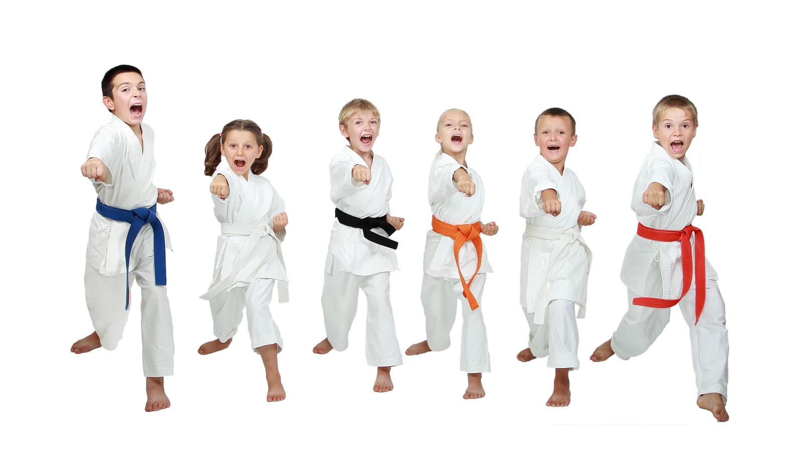 Shotokan Karate Club Villach - Karate und Selbstverteidigung - Karate für Kinder