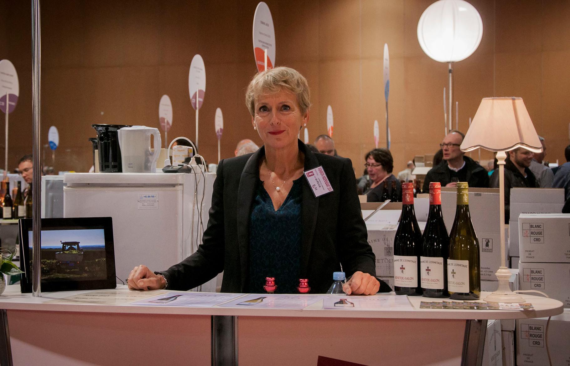Les salons les vins de menetou salon aoc domaine de l 39 ermitage - Menetou salon domaine de l ermitage ...