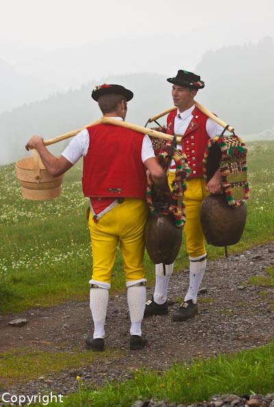 Alpauffahrt, Schwägalp