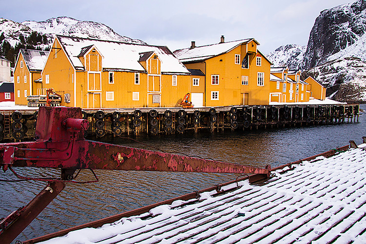 Nußfjord