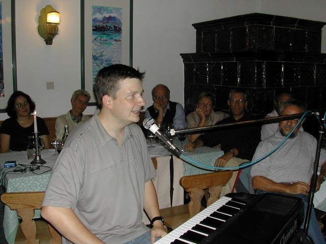 Eine Jazz Session zwischendurch