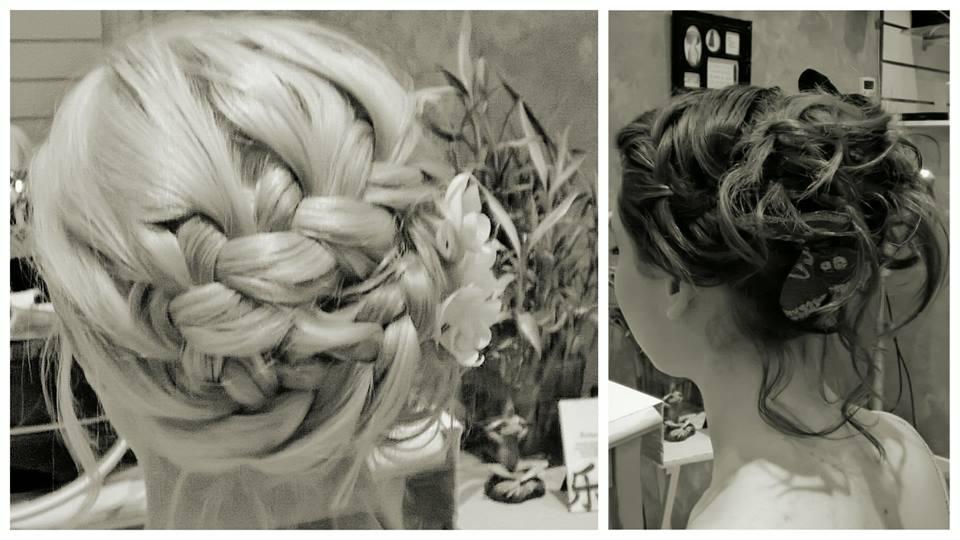 Le Petit Salon, chignon, tresses, coiffures à Lannemezan 65