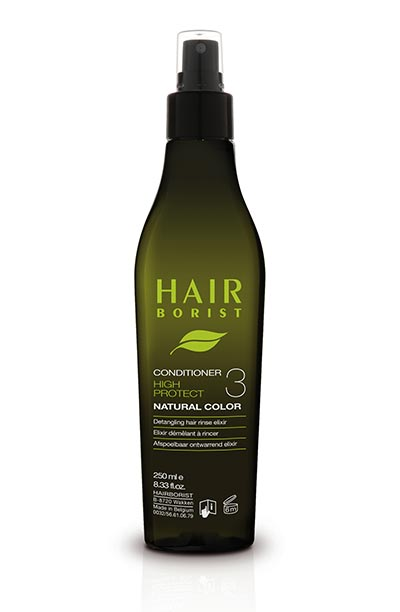 Hairborist, Natural coloris conditionner