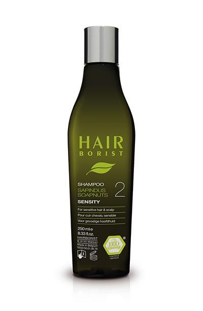 Hairborist, Sensity shampooing