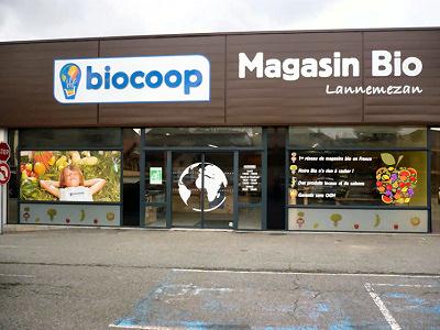 Biocoop, magasin bio lannemezan (65)