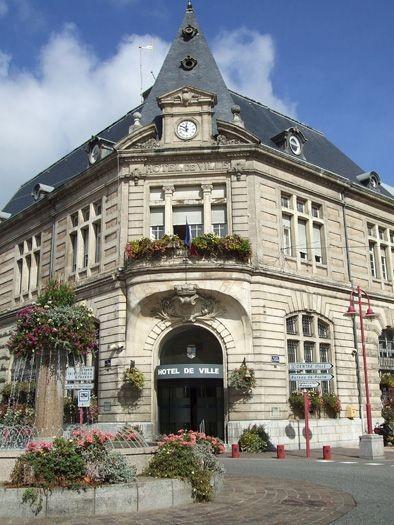 Ville de Lannemezan (65)