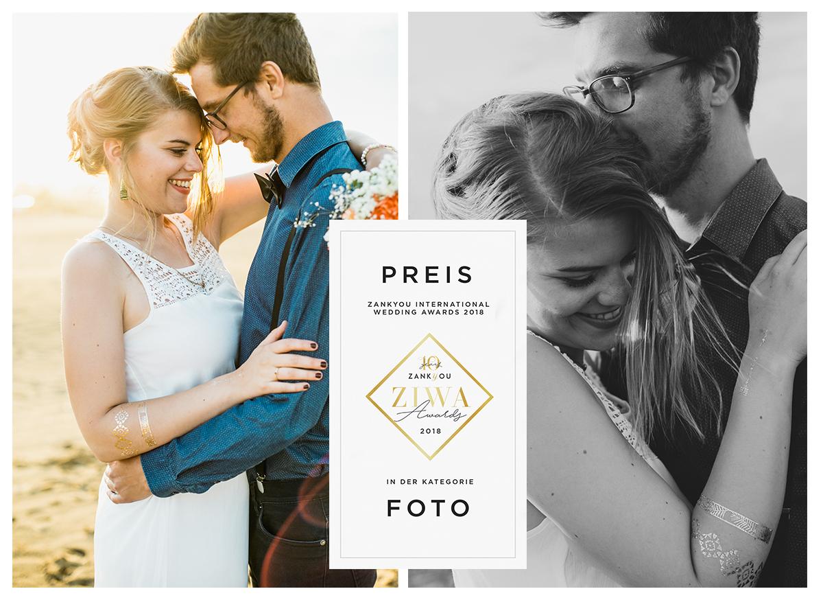 ausgezeichnet als eine der Top 5 Hochzeitsfotograf en in Sachsen