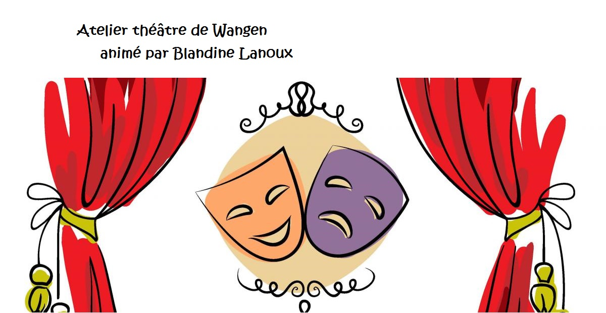 L' atelier théâtre des jeunes comédiens de Wangen - Wangen en Alsace