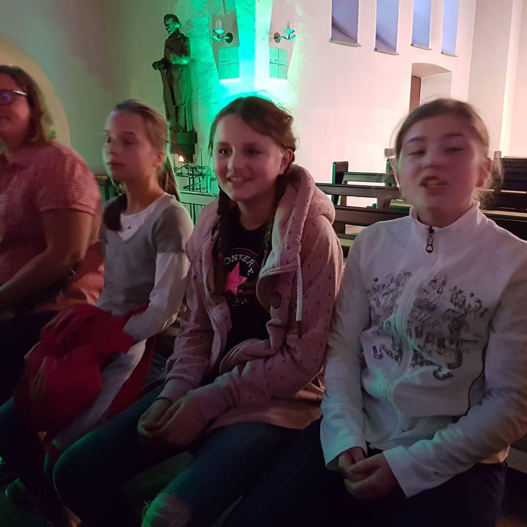 Jugendkatechese am Niederrhein