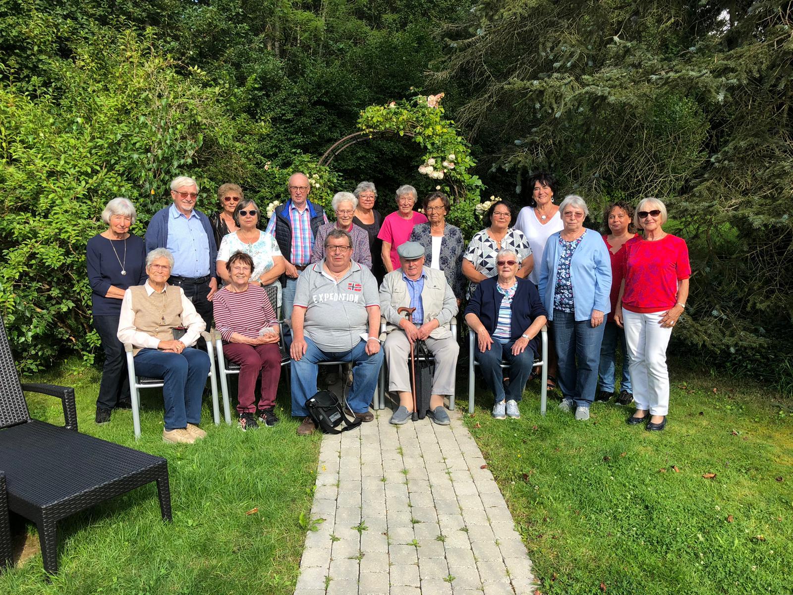 AWO-Reise zum Staatsbad Bad Brückenau vom 8.-11.Aug. 2021