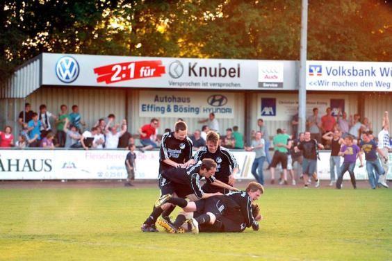 Aufstieg der 2. in die B-Kreisliga Saison 2009/2010