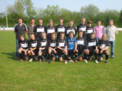B-Jugendmeister Saison 2005/2006