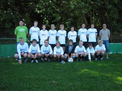 C-Jugendmeister Saison 2004/2005