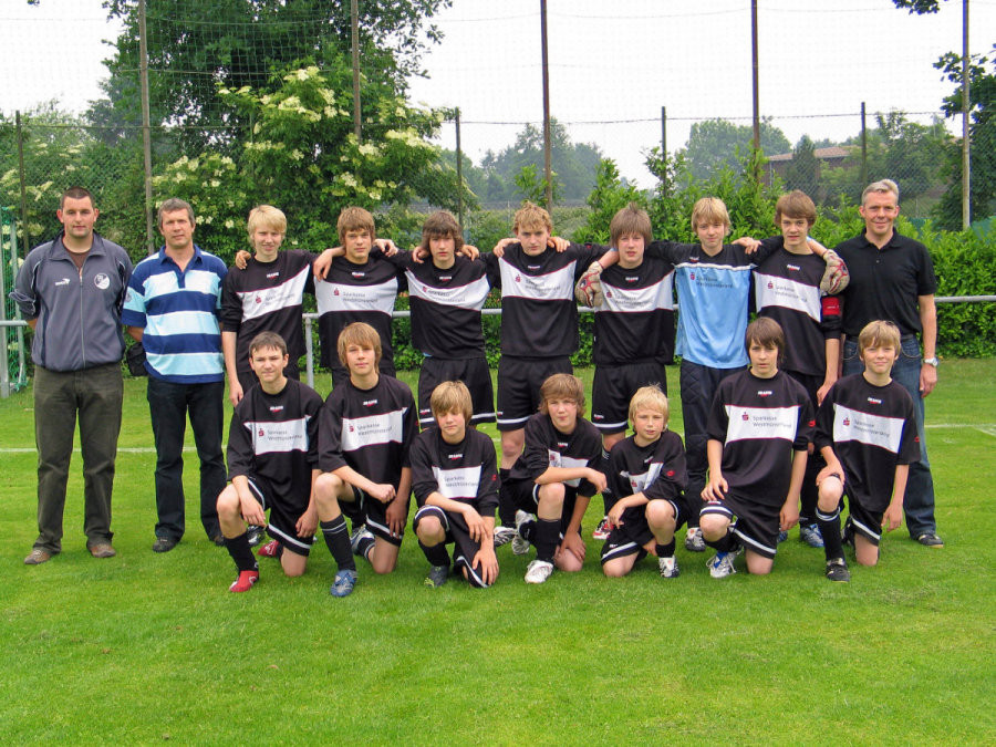 C-Jugendmeister Saison 2007/2008