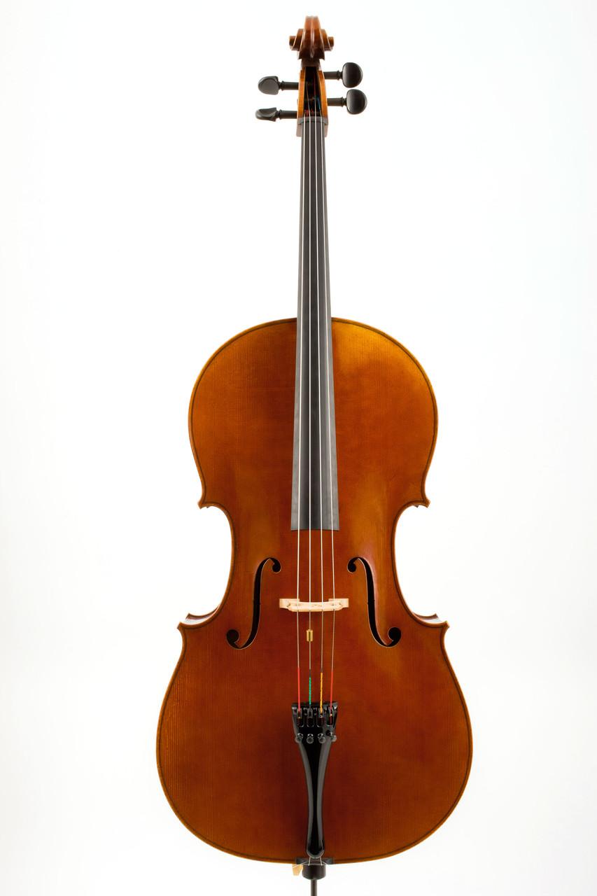 Violoncello nach Antonio Stradivari Forma B (2010/CH), Photos: Thomas Zwillinger