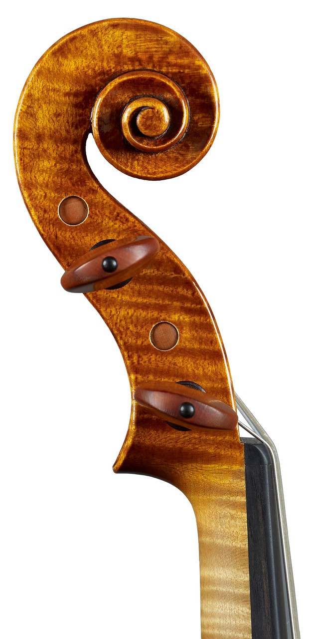 Baroque violin after Jacobus Stainer (2012/VD), Photos: Jan Röhrmann