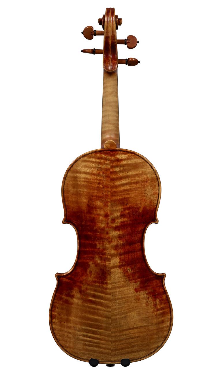 Geige nach Guarneri del Gesù (2014/CH), Photos: Jan Röhrmann