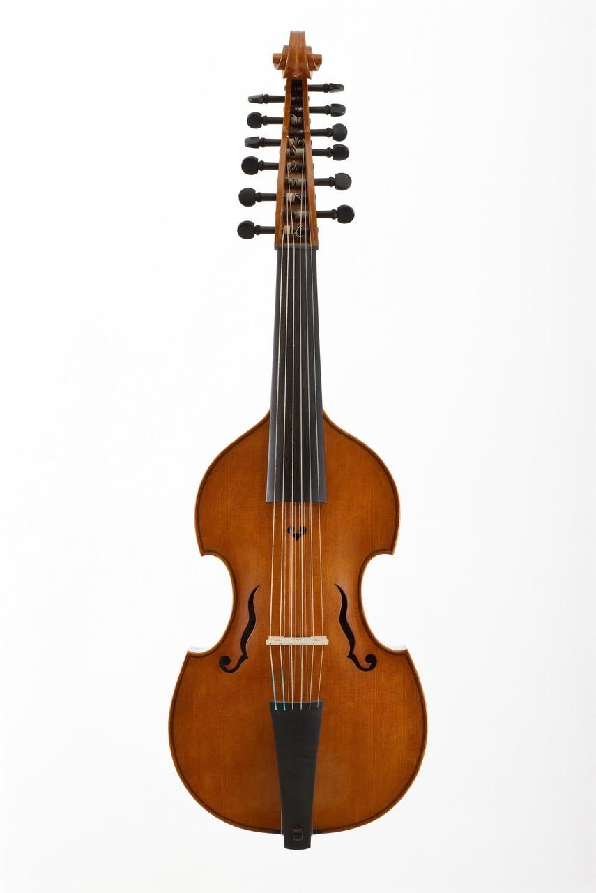 Viola d´amore after Antoni Pauli (2008/VD), Photos: Thomas Zwillinger