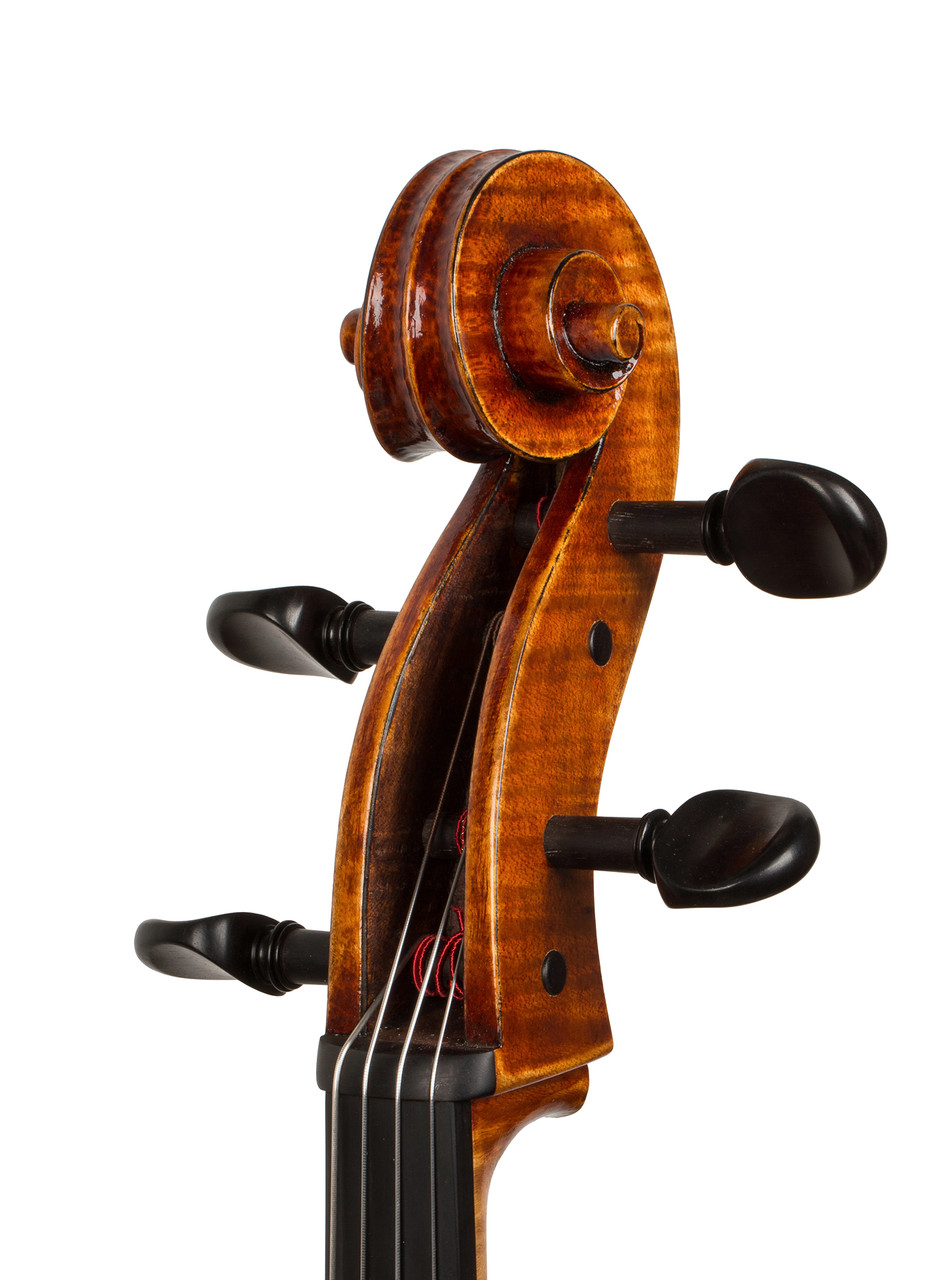 Violoncello in the manner of the Guarneri family (2015/CH), Photo: VDB Photography