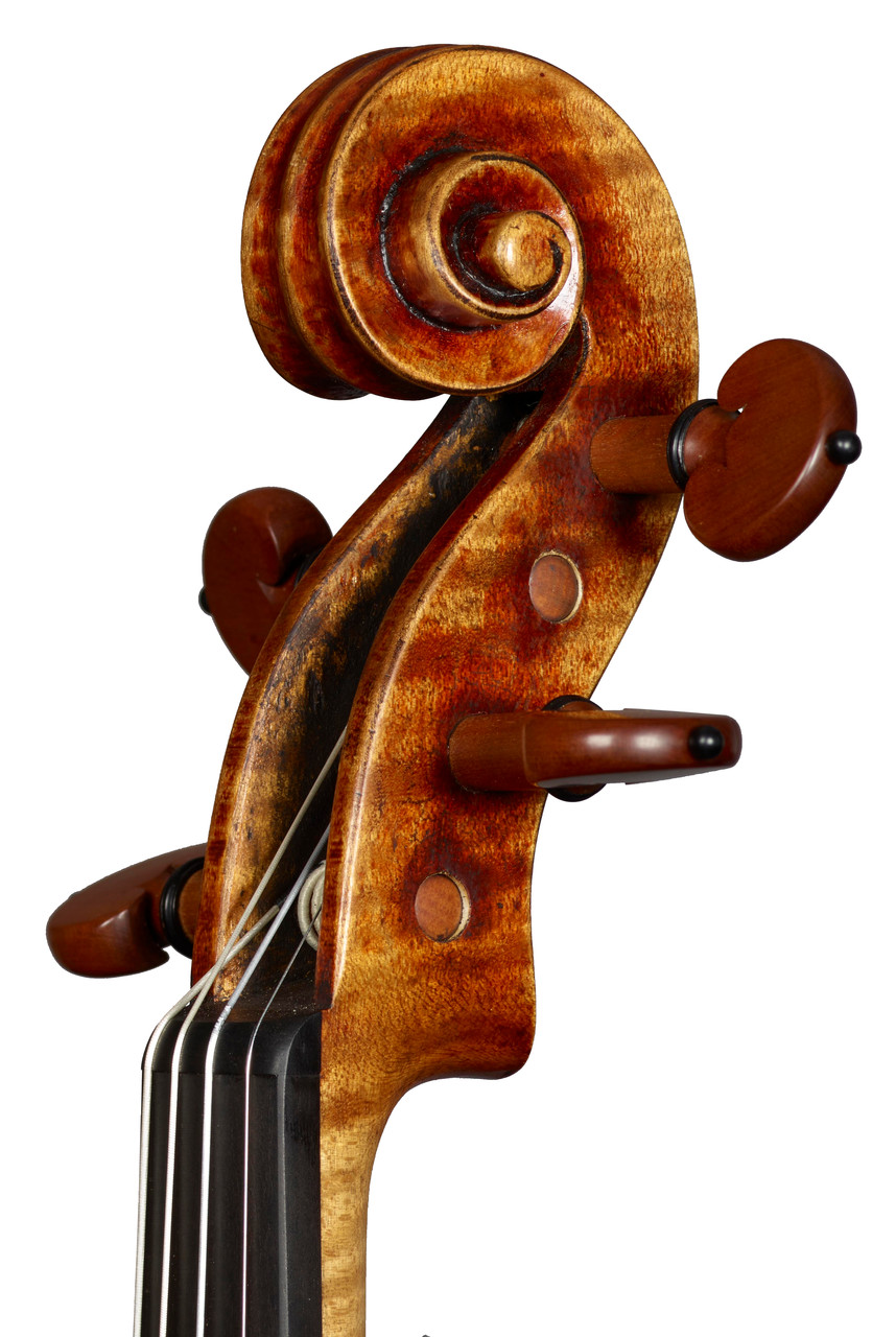 Violin after Guarneri del Gesù (2014/CH), Photos: Jan Röhrmann