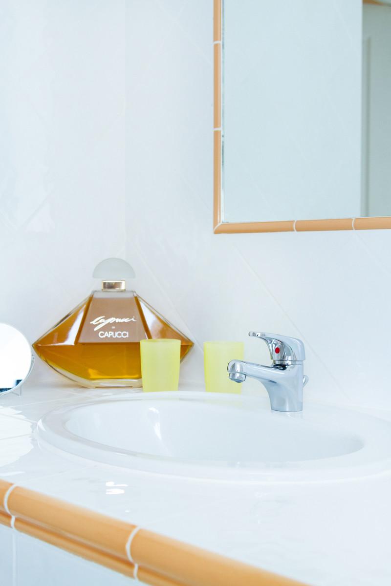 Salle de bain chambre Houat
