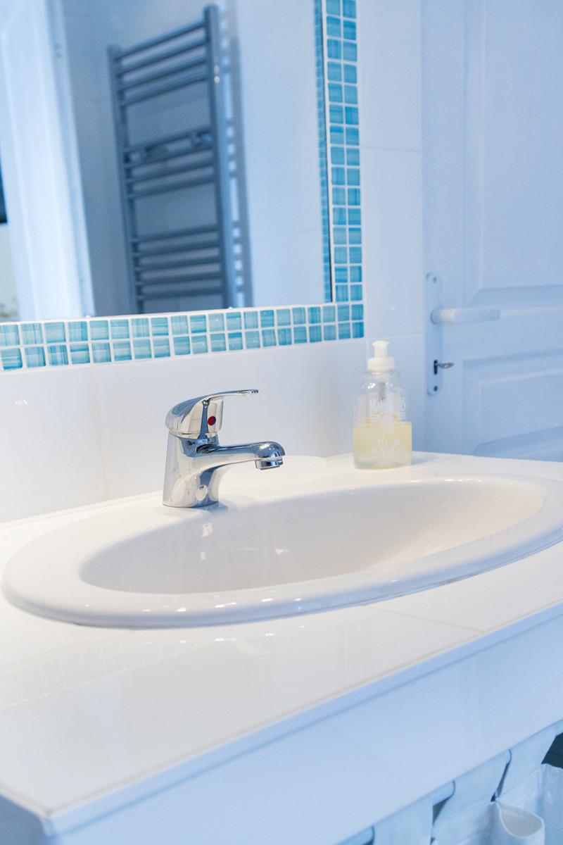 Salle de bain chambre Dumet