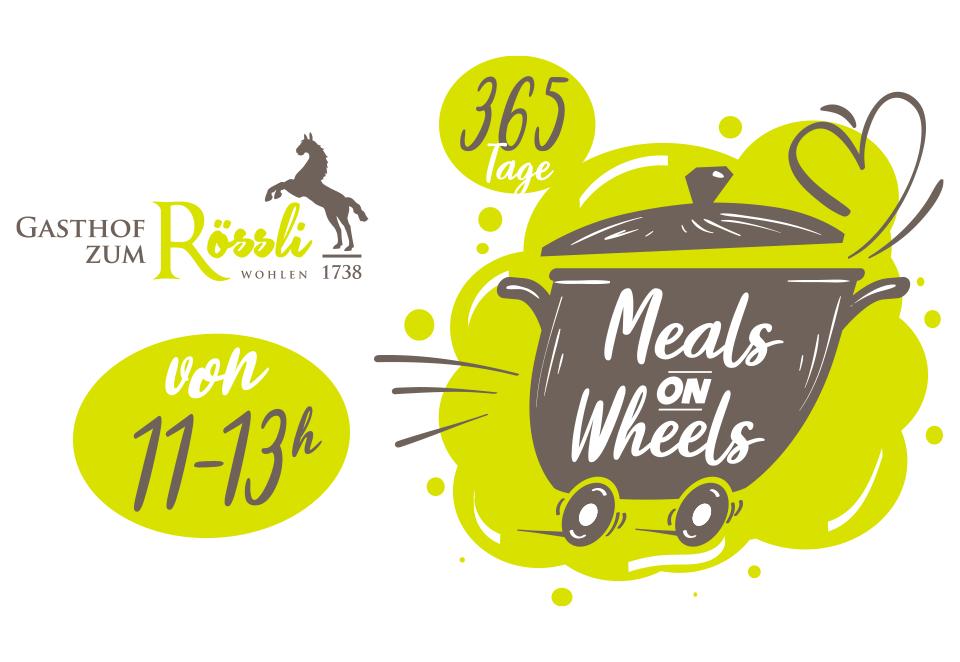 Neues Angebot: Meals on Wheels – Essen auf Rädern