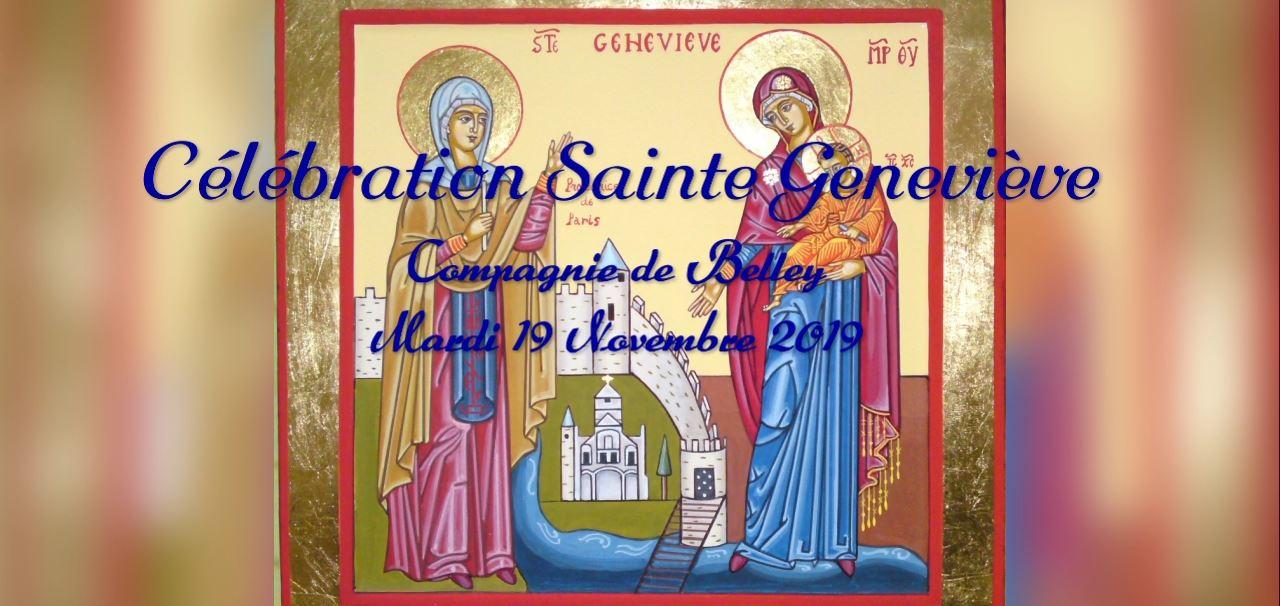 Cliquez pour accès à: Messe Ste Geneviève