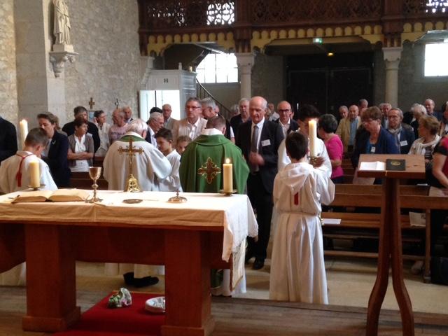 Messe des Anciens 23 sept. 2018
