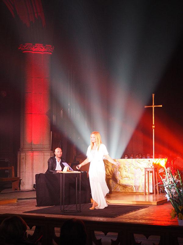 Clic pour accès à: Concert Natasha Saint-Pier