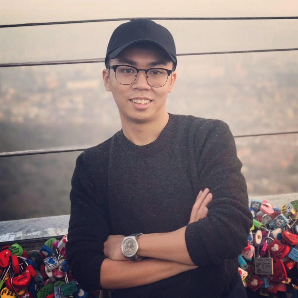 Trần Đức Thành ( Hà Nội, Đại học sân khấu điện ảnh)