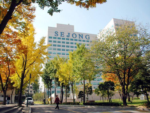 Đại học Sejong, Seoul