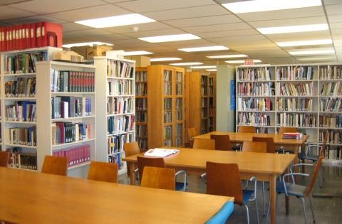 Thư viện rất hiện đại
