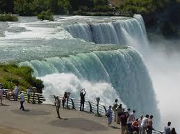 Thác Niagara in  Canada