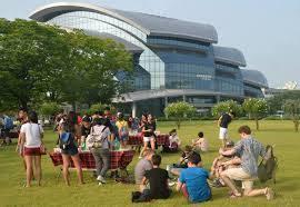 Khuôn viên đại học Sungkyunkwwan