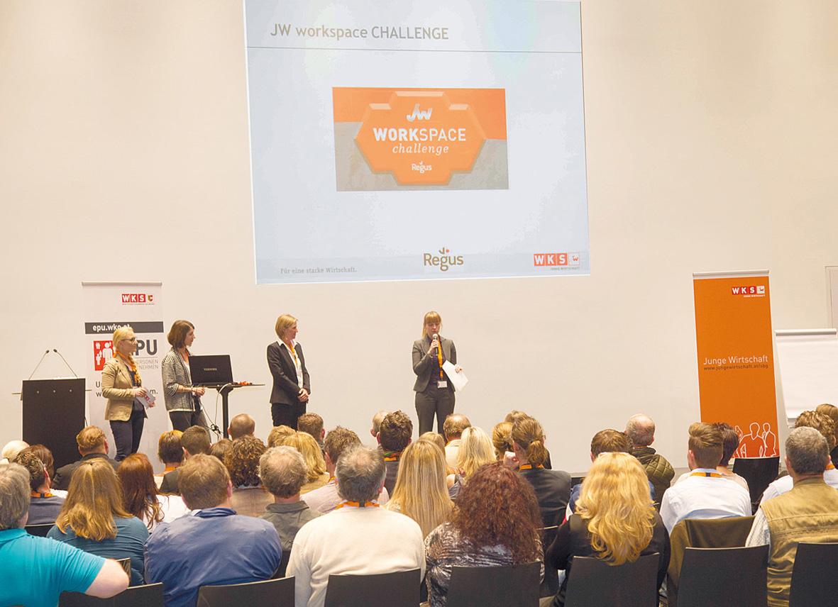 Wettbewerb der Jungen Wirtschaft: das beste Gründungs-/Jungunternehmermodell Salzburgs