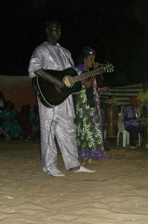 Concert Houssou N'dour