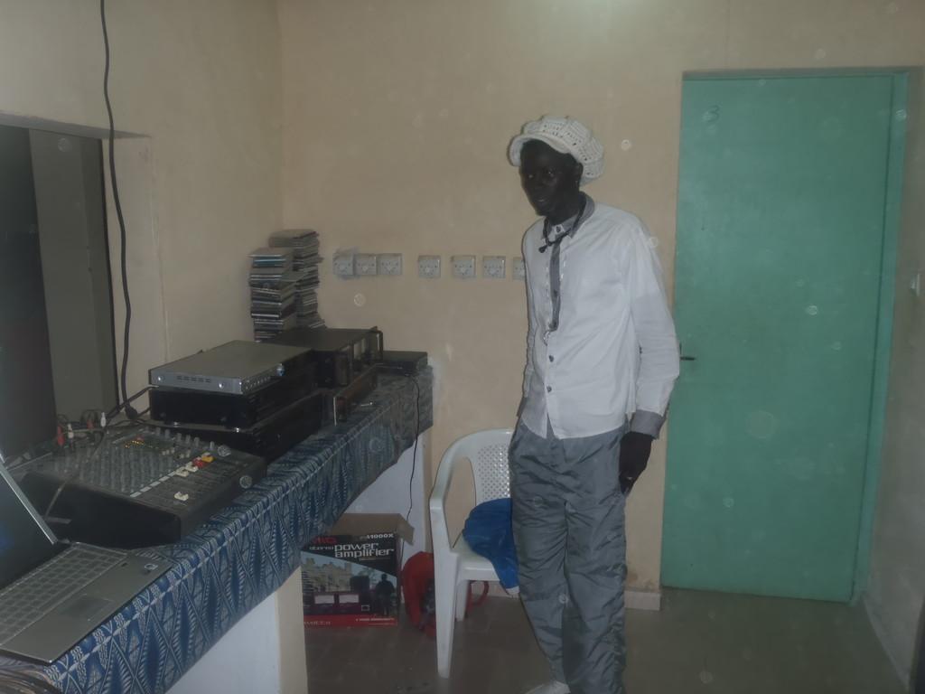 DJ BAB'S à l'AL-MIZA !