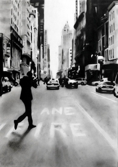 5th Ave | 42 x 59 cm | Eur 300