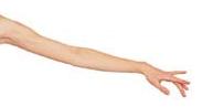 背筋矯正 猿腕矯正 肘の歪み矯正 手首の歪み矯正 二の腕矯正 肩幅矯正 指をきれいに 福岡