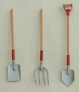 3pc Gardening Tool Set